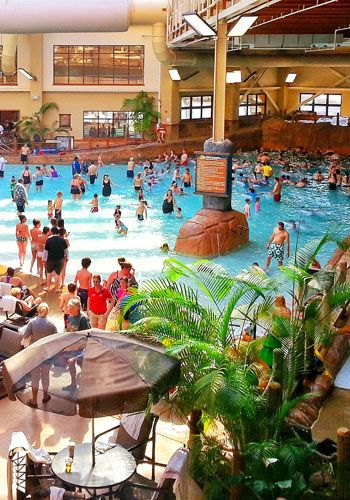 wilderness at the smokies water park resort is connected to the rh pinterest com