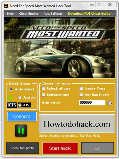How To Get Money In Need For Speed Most Wanted