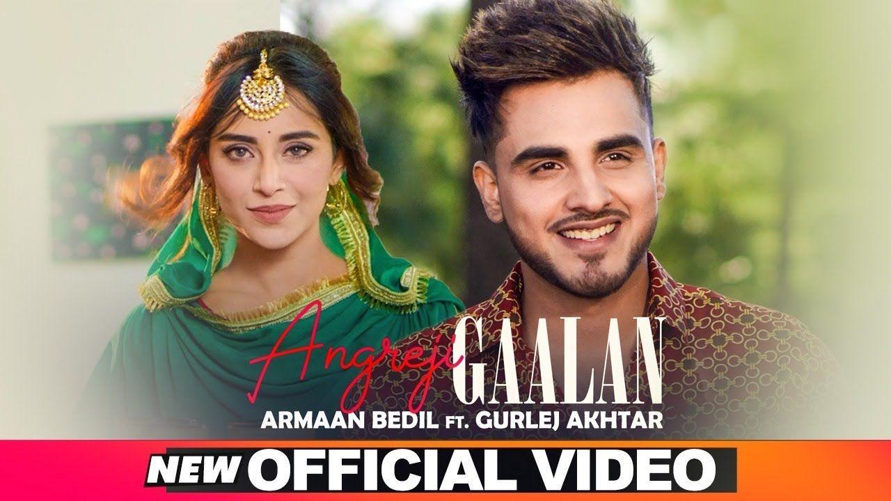 Armaan Bedil Angreji Gaalan Official Video Ft Surinder Shinda