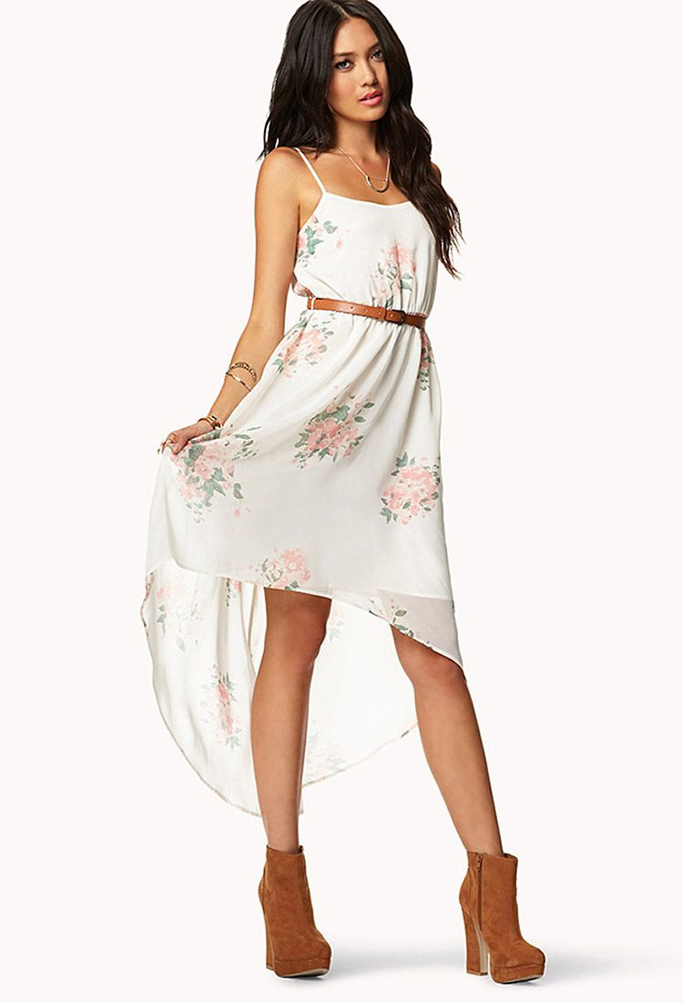 High Low Dresses Casual