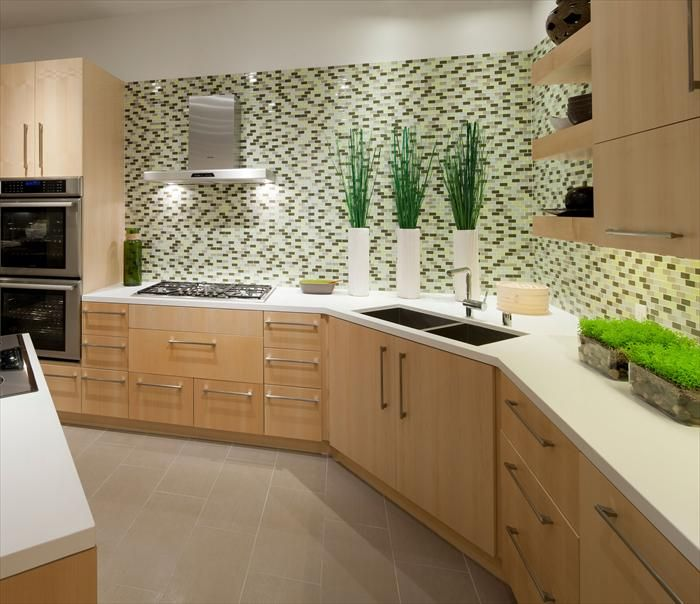 Modern Kitchen Picture Featuring Thermador Masterpiece