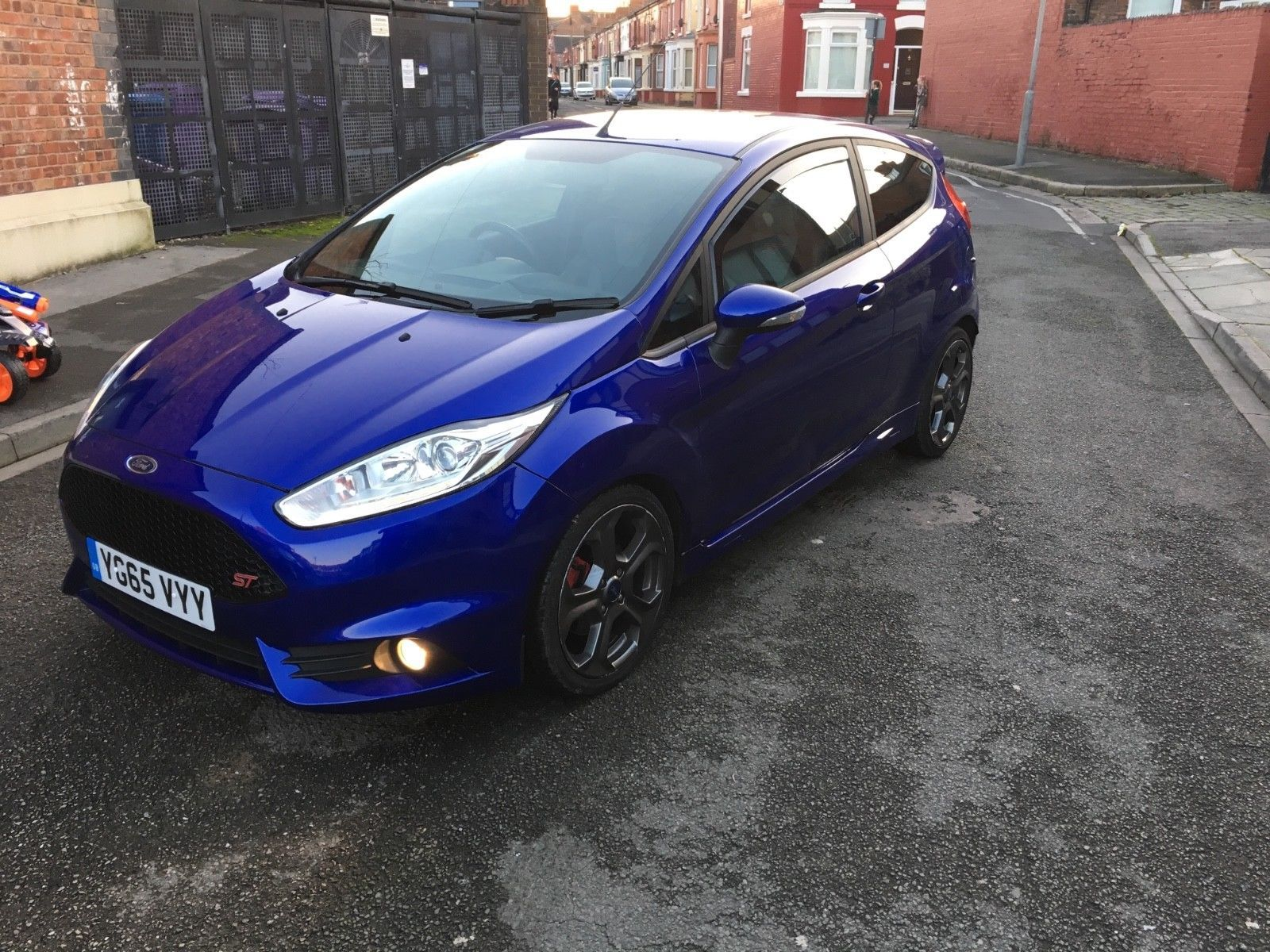 2015 65 Ford Fiesta St 2 St 180 1 6 Ecoboost Not Damaged Salvage Drive Away Ford Fiesta St Fiesta St Ford Fiesta
