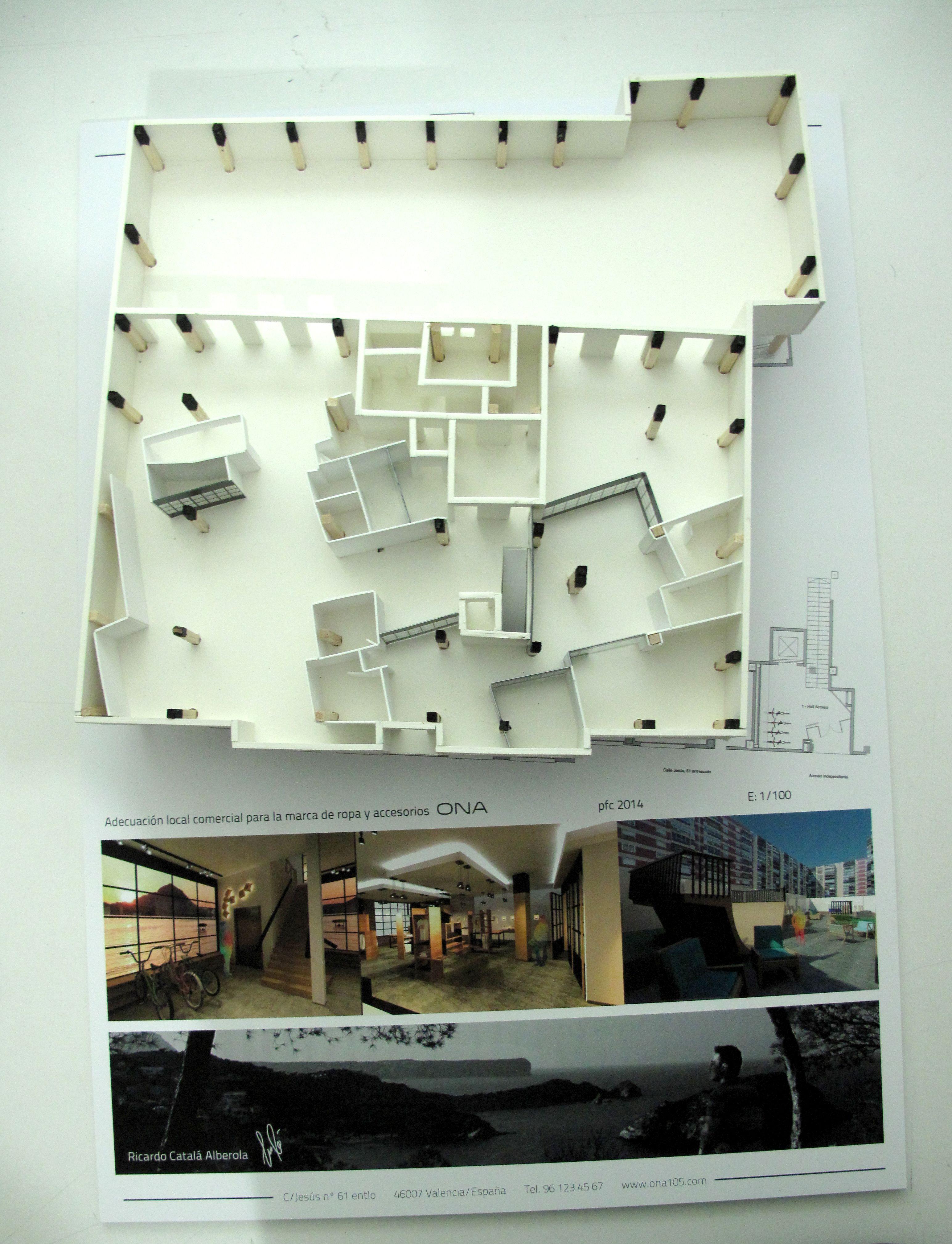 Alumno Ricardo Catalá Alberola Proyecto Fin De Carrera De Ciclo Formativo De Grado Superior Proyecto L Disenos De Unas Diseño De Interiores Diseño De Modas