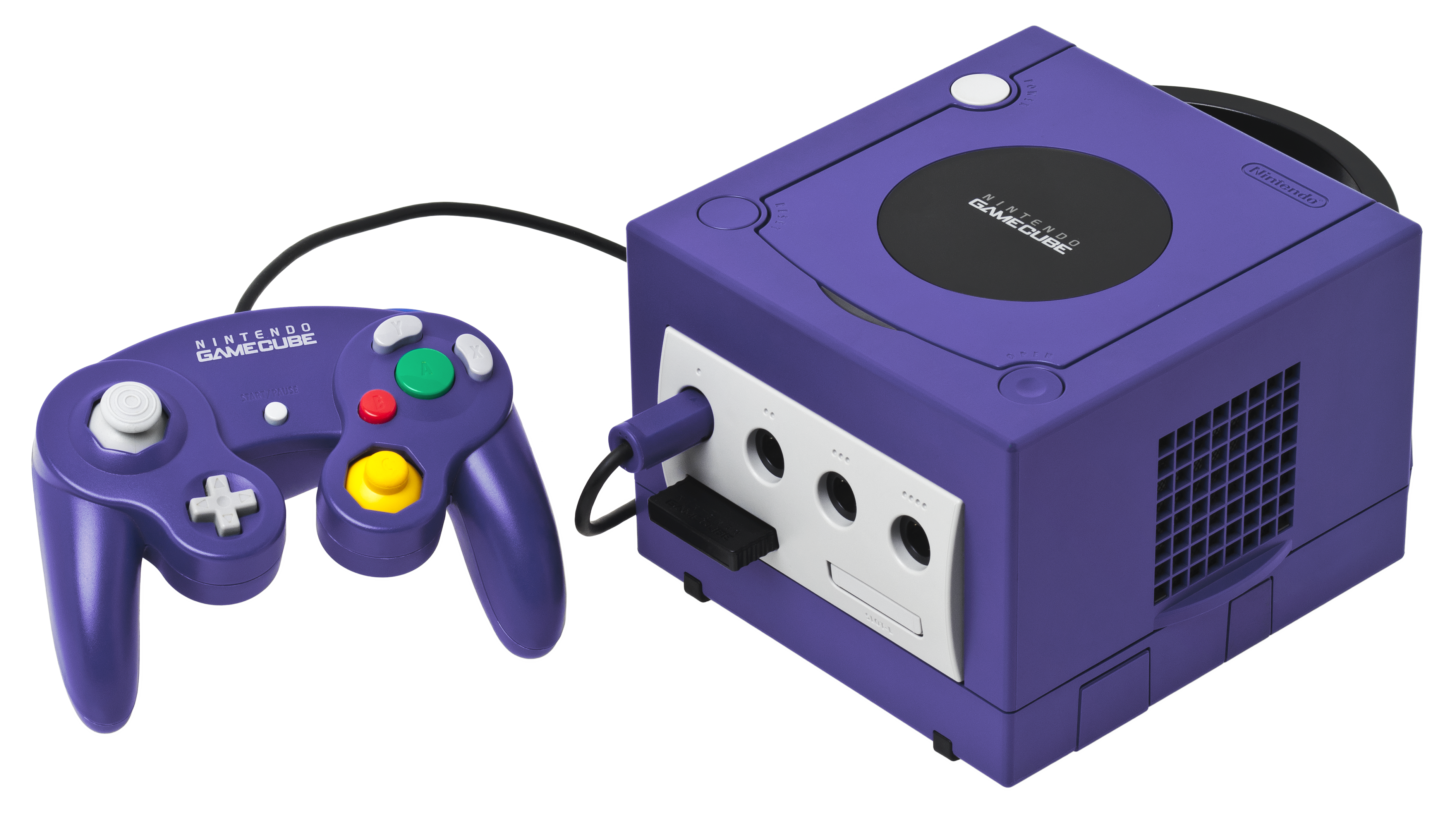 Nintendo Gamecube (2001) Consolas, Mando de gamecube