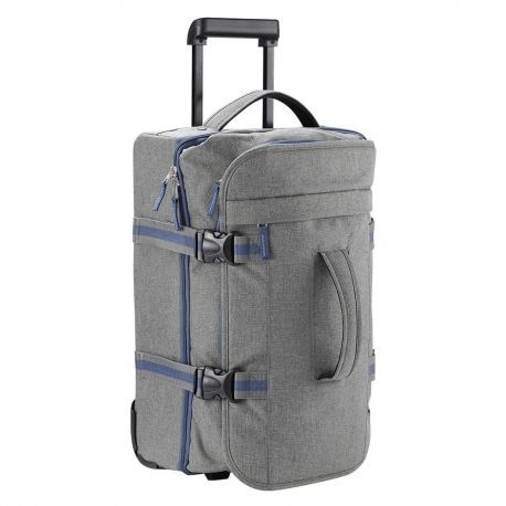 The Cabin Max Marseille is a stylish and durable trolley bag that's been designed to perfectly fit the IATA's recommended hand luggage dimensions of 55x35x20cm.