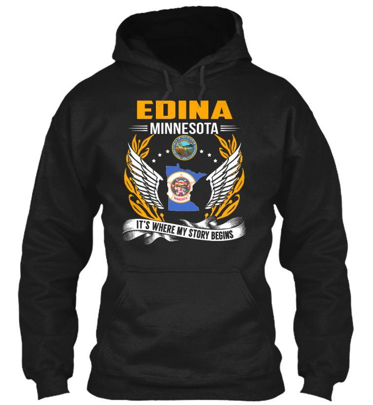 Edina, Minnesota - My Story Begins