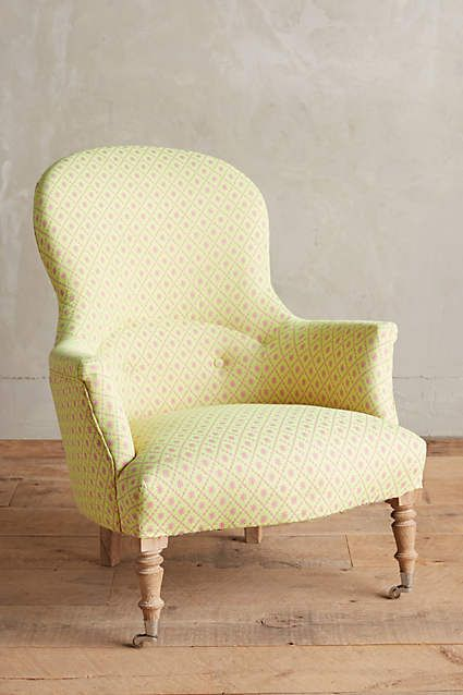 Best Yarn Dyed Parker Armchair Anthropologie Com Anthrofave 400 x 300