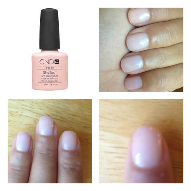 Shellac Beau- good for french (need to try this) | Nails ... Shellac Beau