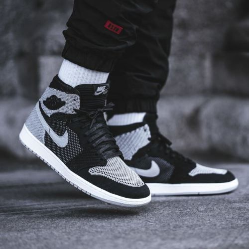 01d713cc3d1d Nike Air Jordan 1 Retro High Flyknit Shadow by blog.sneakerando.com  sneakers sneakernews StreetStyle Kicks adidas nike vans newbalance puma  ADIDAS ASICS ...