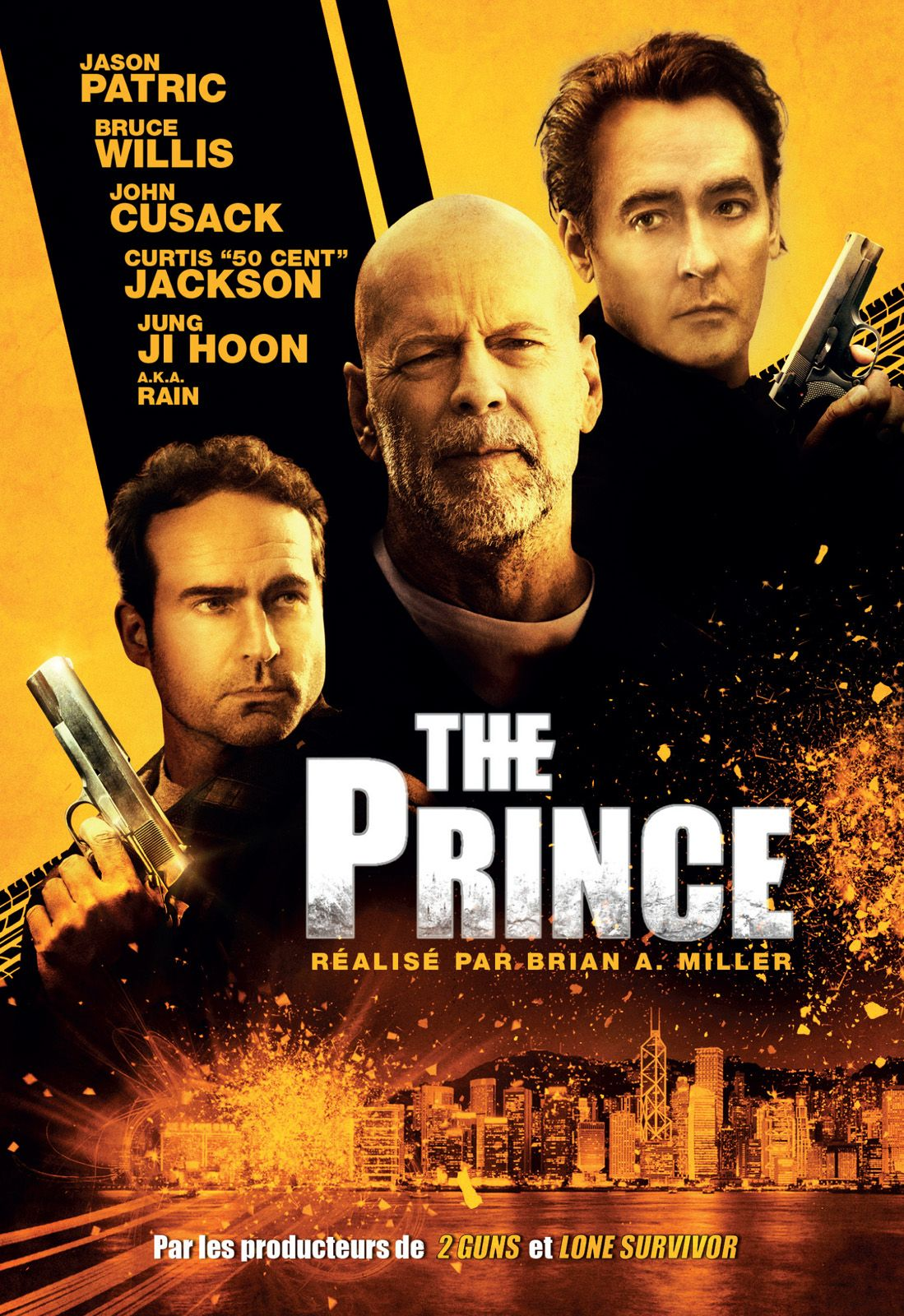 The Prince Only God Forgives Stream