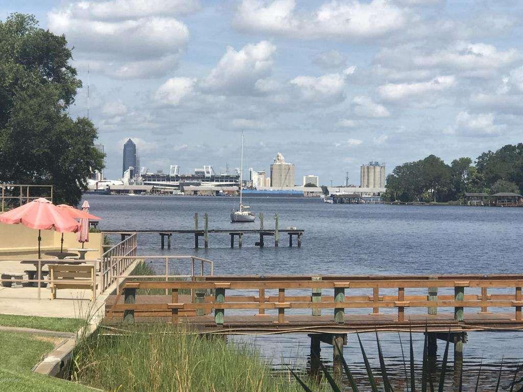 jacksonville boat slip rentals