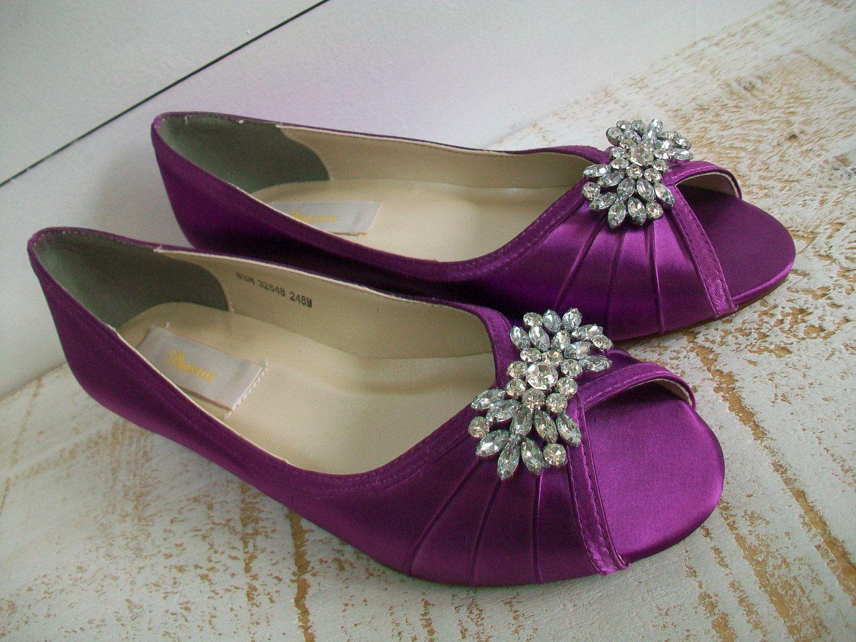 Wedding shoes wedge via etsy wedding pinterest