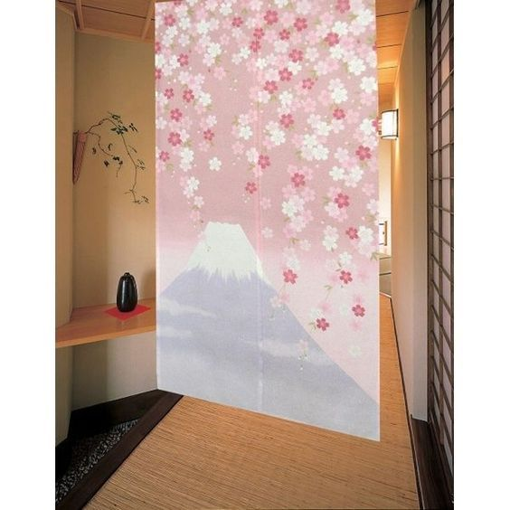 Related Image Japanese Home Decor Doorway Curtain Curtains