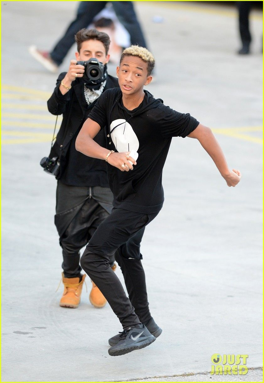 jaden smith losing your mind