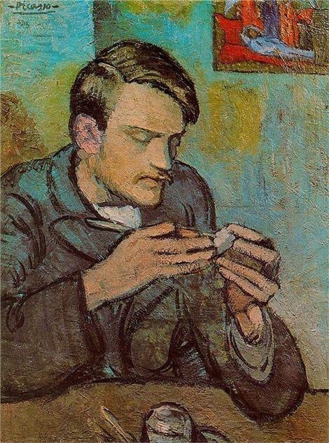 Portrait de Mateu Fenandez de soto (1901)