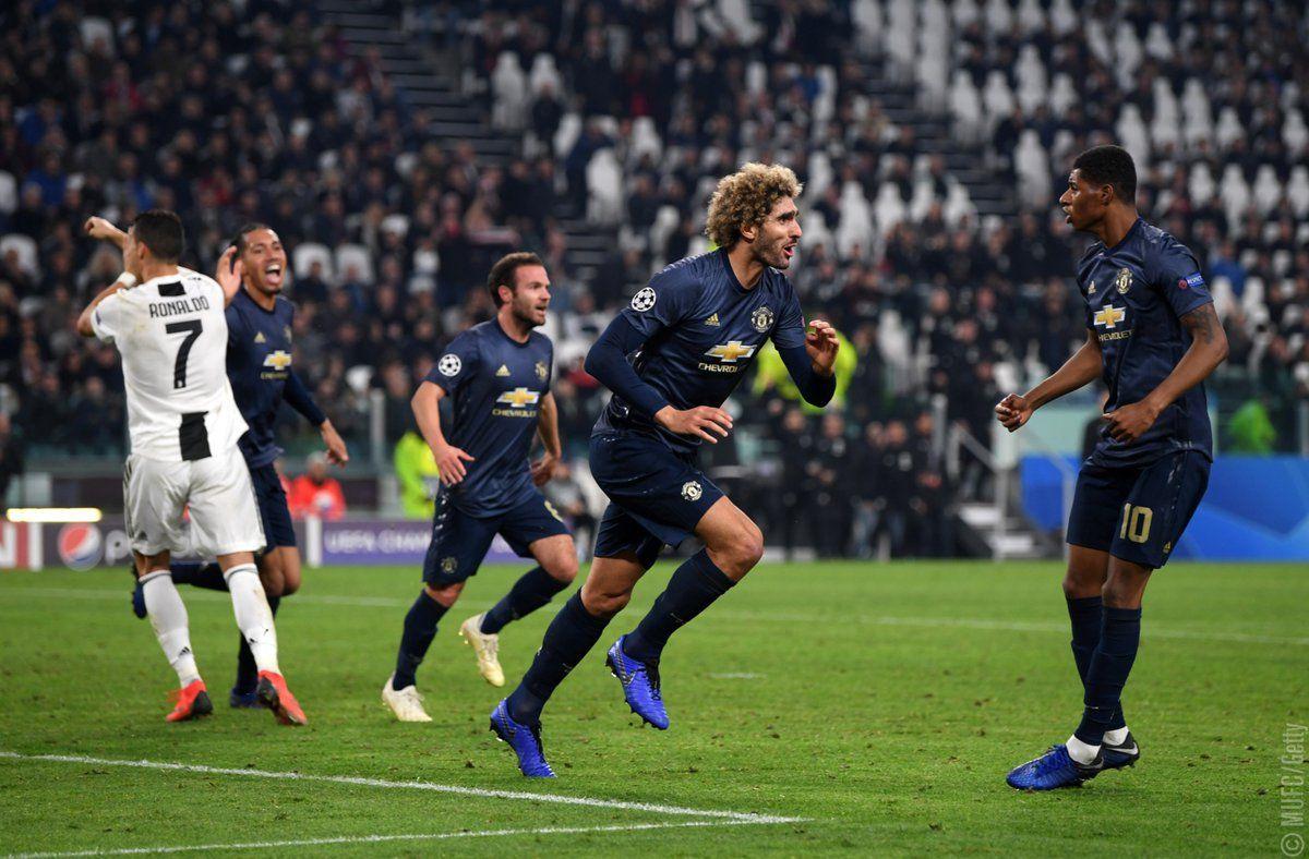 DOWNLOAD Juventus Vs Man Utd Highlights (1 2) UCL