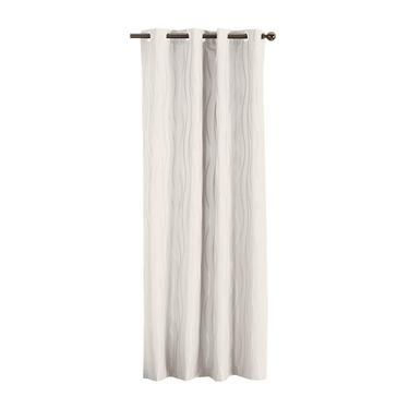 Gummerson Cotton Beach Eyelet Curtains Linen 140 220 X 223 Cm