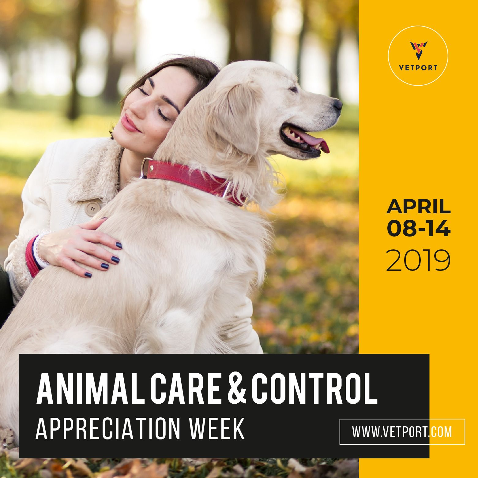 National Animal Care Control Appreciation Week April 08 14