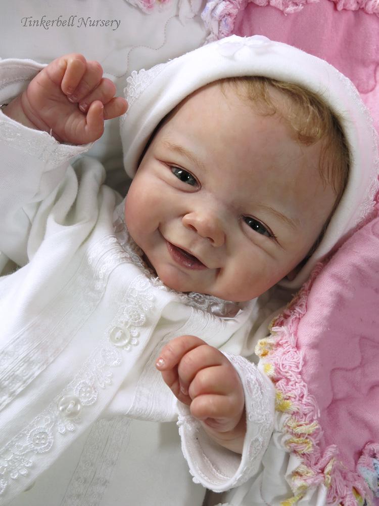 Pt25 29 Reborn Bausatz Vivienne Wiedergeborene Babys Baby Puppen Und Lebensechte Puppen