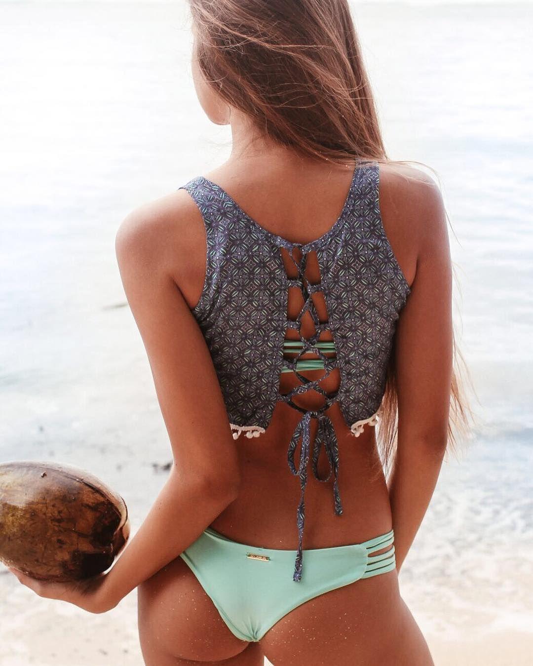 bikini Happy hawaiian