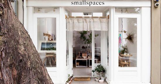 Small Spaces shop front, Redfern | Shop front design | Pinterest ...