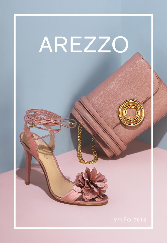 068afcfcc Arezzo - Verão 2018/01 | TENDÊNCIAS VERÃO 18 | Sapatos e Tendencias
