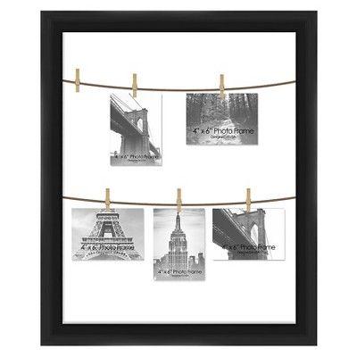 Pro Tour Memorabilia Multiple Image Frame - Wood : Target   Things ...