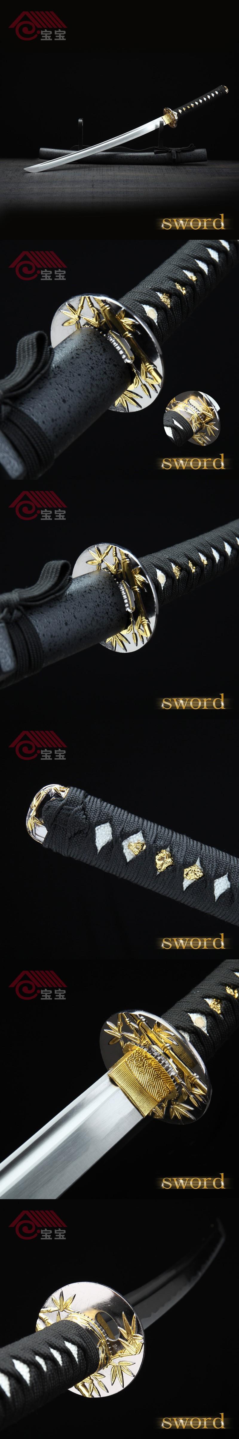 LQS15hj100018 vintage home decor Japanese katana collection sword ...