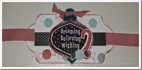 Blessed Scrapper: CTMH Stamp of the Month Blog Hop- Home for the Holidays #Snowhaven #ArtPhilosophy