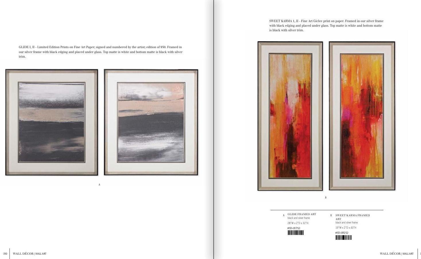 Sterling Catalog 7008 By Elk Group International Art Painting Decor