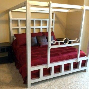 bdsm bed padded headboard adult playroom furniture pinterest. Black Bedroom Furniture Sets. Home Design Ideas