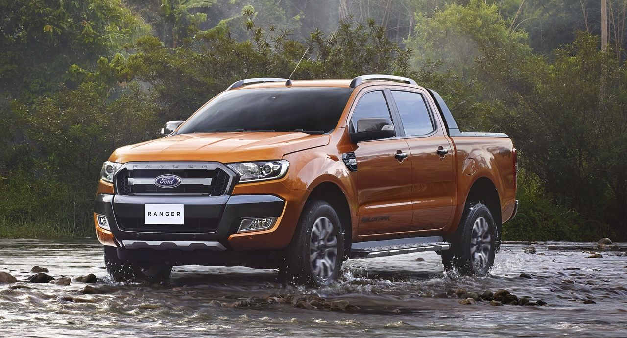 2015 Ford Ranger Wildtrak Features Specifications Revealed Ford