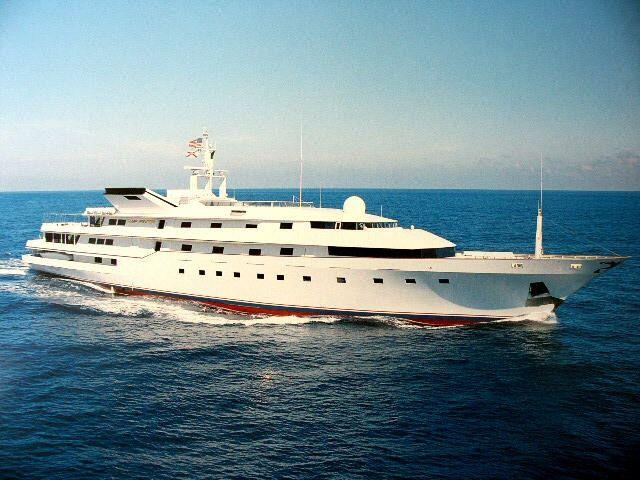 Motor Yacht Kingdom 5 Kr Prince Al Waleed Bin Talal