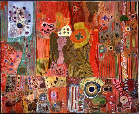 The great Ngurarra Canvas