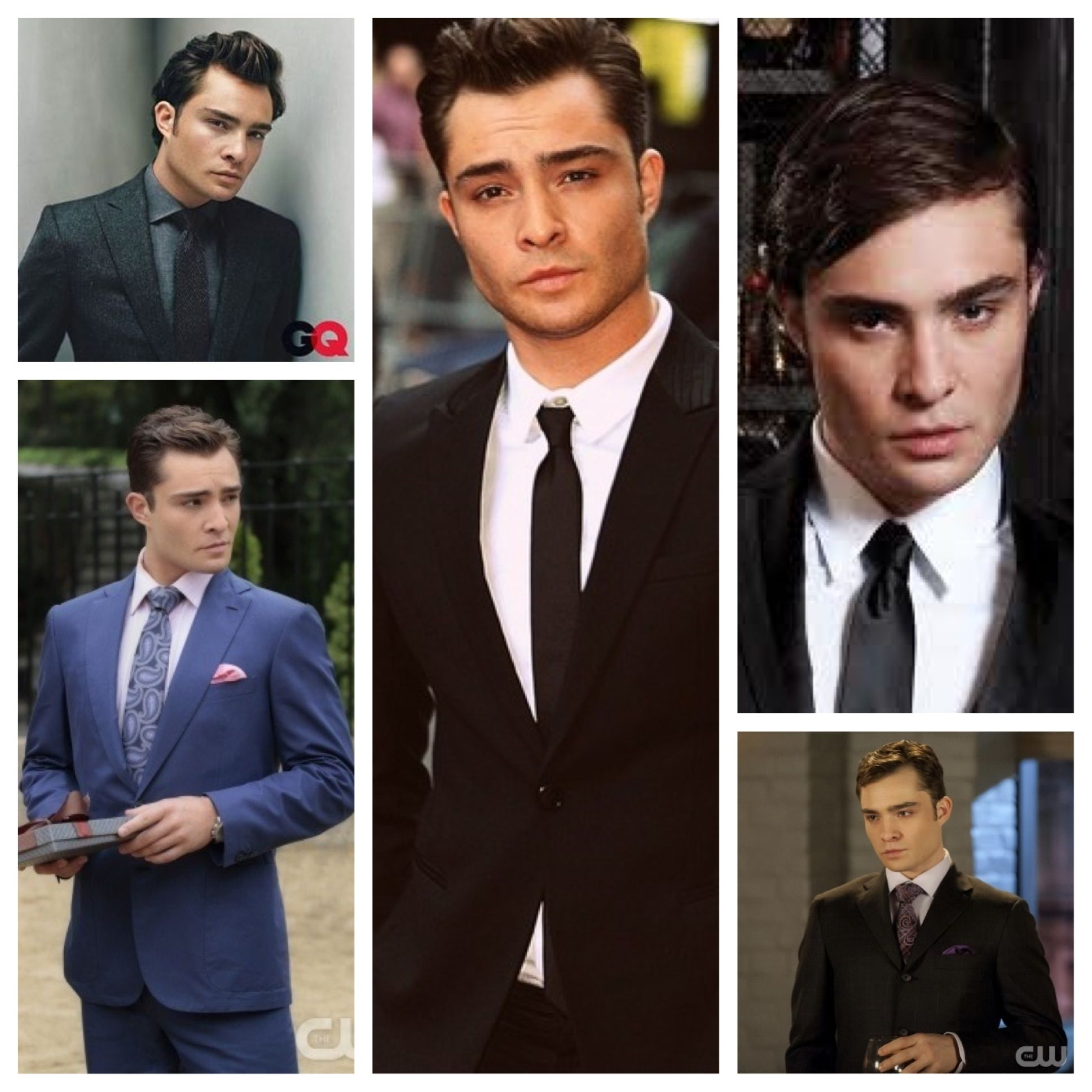 Chuck Bass Collage Tumblr Chuck bass coll...