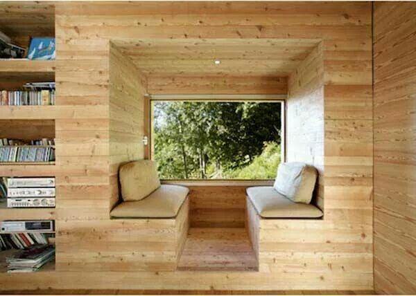 Unique Window Seats 8