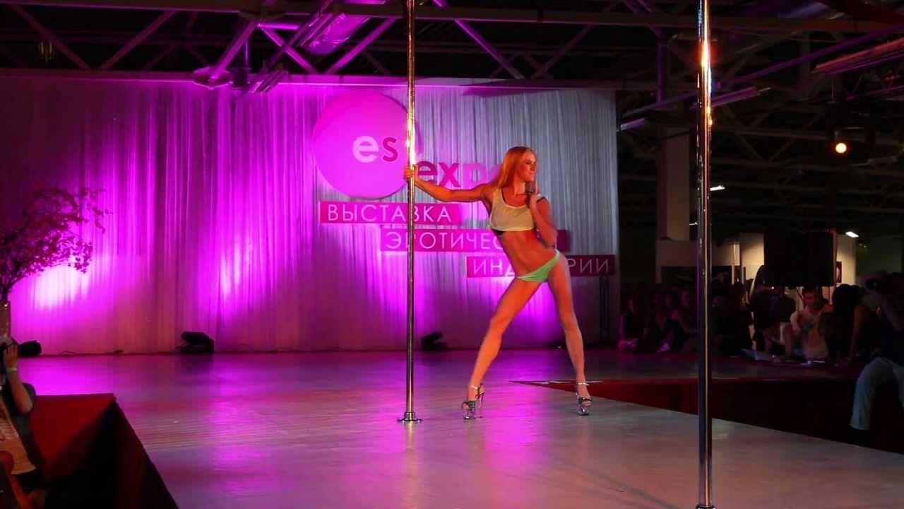 pole dance figure 8