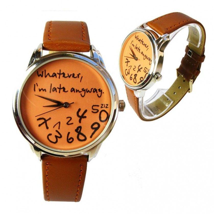 c9bd1ea98c4 Relógios criativos  24 exemplos que vão impressionar você