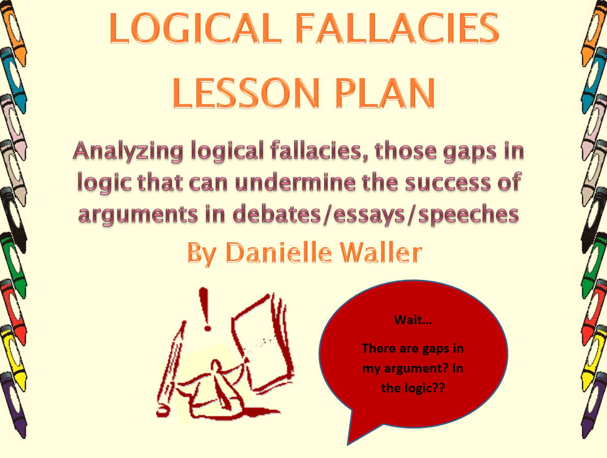 logical fallacies powerpoint high school