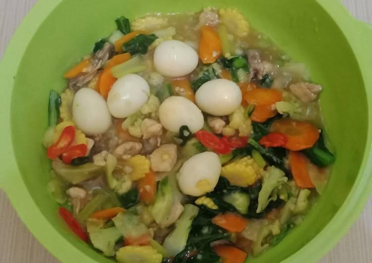 Aneka Semur Capcay In 2021 Recipes My Favorite Food Food