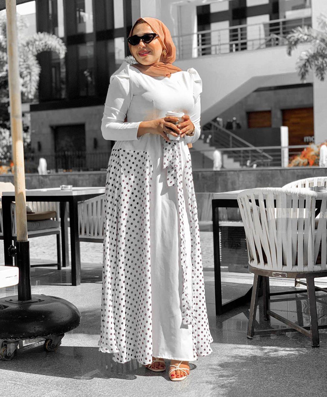 موديلات فساتين للمحجبات للخروج 2021 Fashion Maxi Dress Dresses