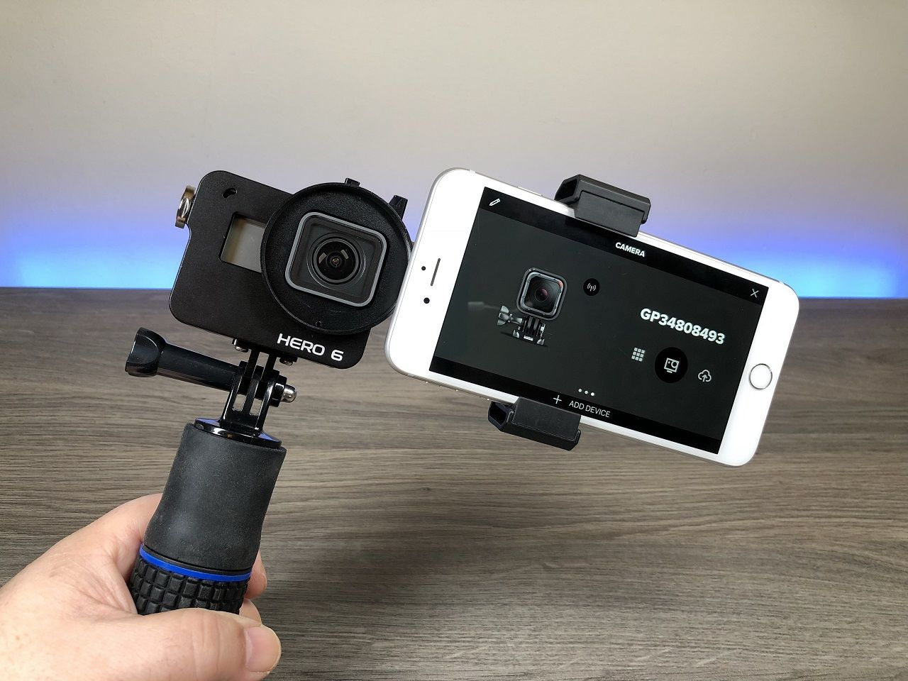 How To Add A DIY Monitor To Your GoPro Hero 5/6 Vlog Setup