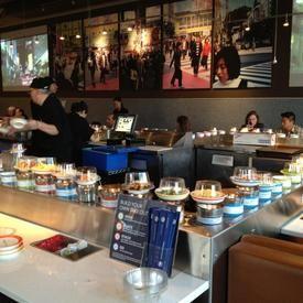 Photo Of Blue C Sushi In Ravenna Seattle