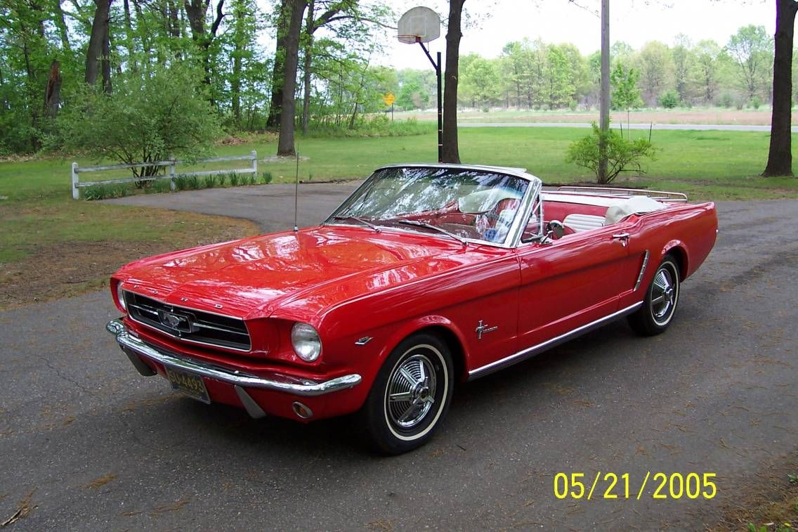 1964 added Mustang for sale in the US, $26,500 #ford #mustang   Cool ...