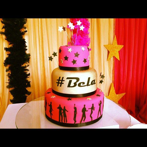 Esse foi um dos bolos que fiz que mais gostei do resultado!!!