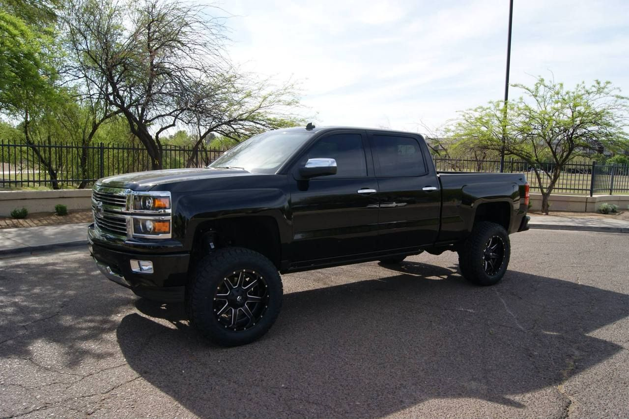 Tuff country # 12004 leveling kit designed for the chevy silverado 2500hd, lifts the front end ...