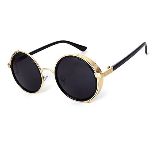 59e1378c7ad The oversized round sunglasses that Demi Moore (Suzanne Dutchman) wears in  the movie Blind (2017)