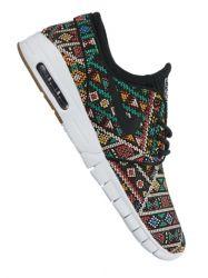 Nike SB Stefan Janoski Max Premium black/black-white-gum light brown