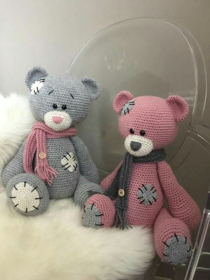 Me 2 You Beertje Acryl Wibra Nld 35 Ideas Pinterest Crochet