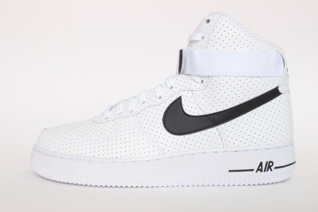 83ecdc3325d1 This Nike Air Force 1 High Has A Subtle Theme
